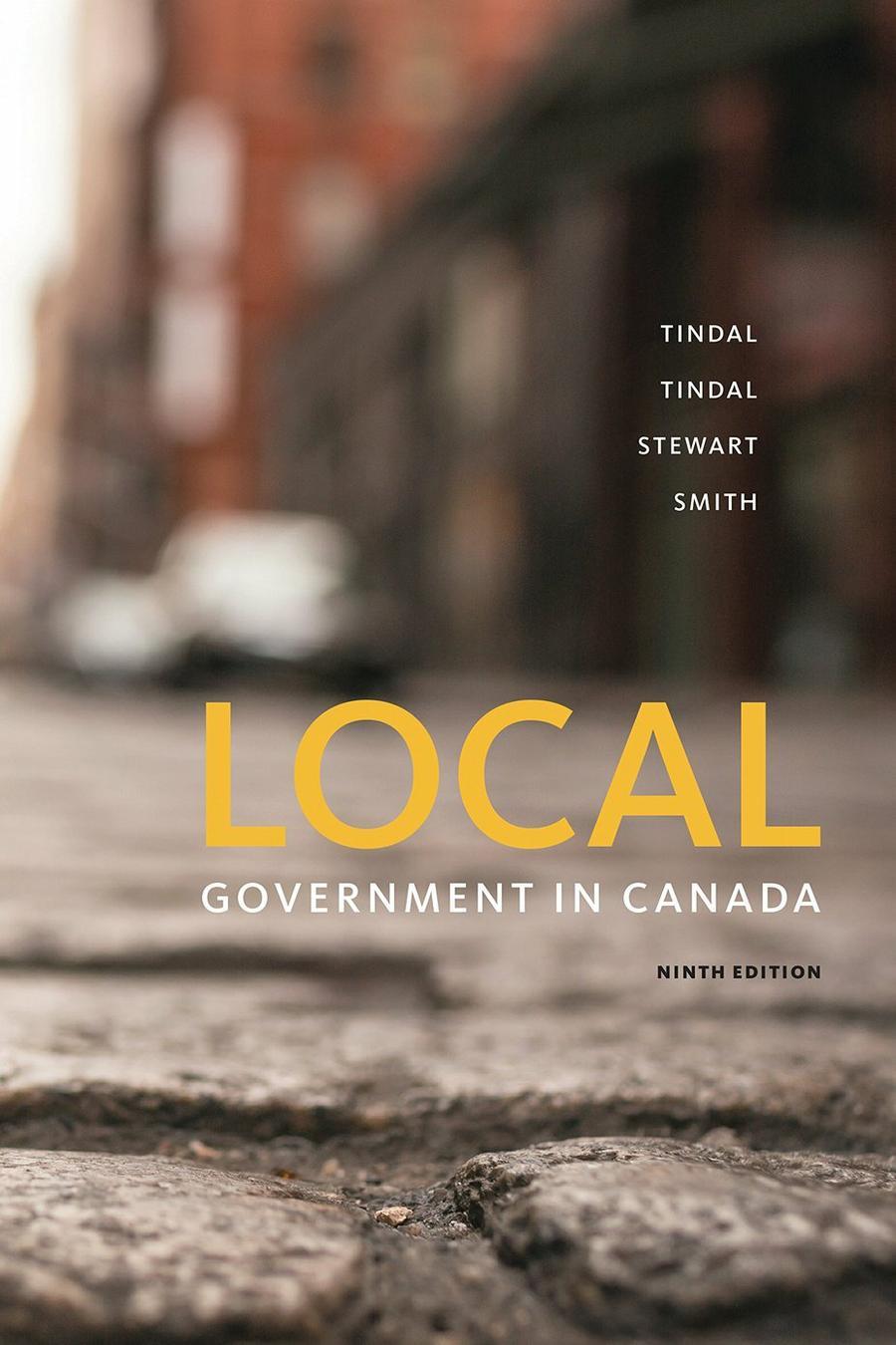 Local Government in Canada, 9th Edition