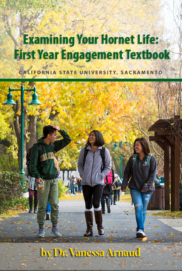 Examining Your Hornet Life: First Year Engagement Textbook