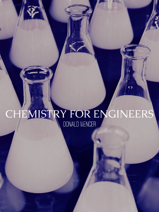 CHM118 - Chemistry for Engineers