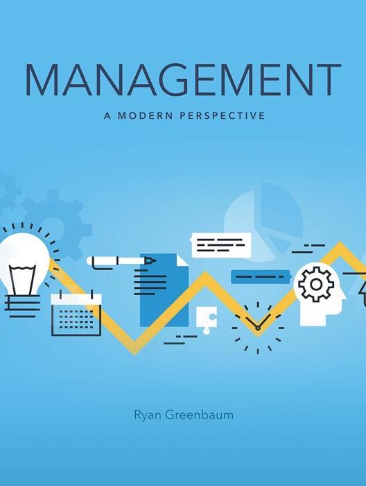 Management: A Modern Perspective