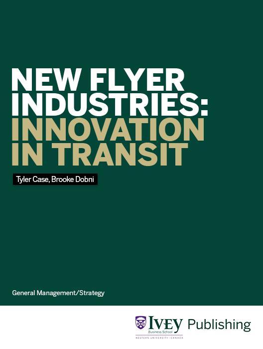 New Flyer Industries (Case Study)