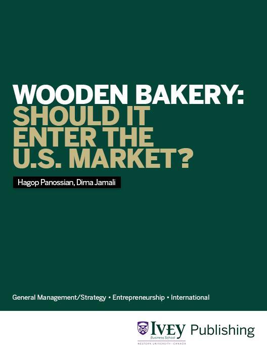 Wooden Bakery (Case Study)