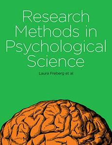Research Methods in Psychological Science