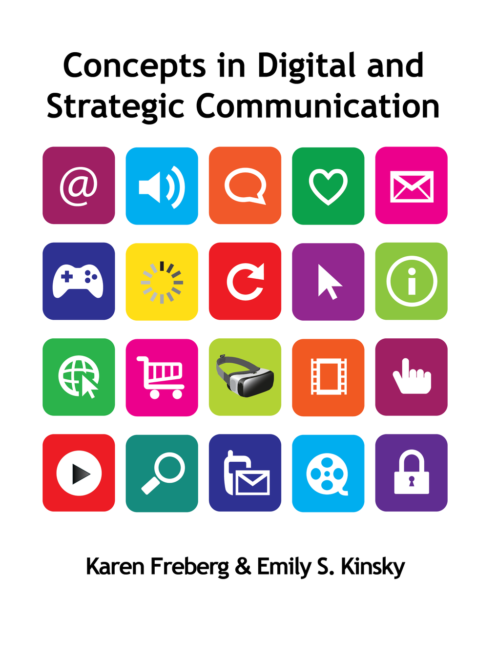 Concepts in Digital and Strategic Communication
