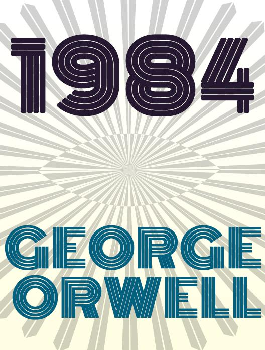 Image result for george orwell art imitating life