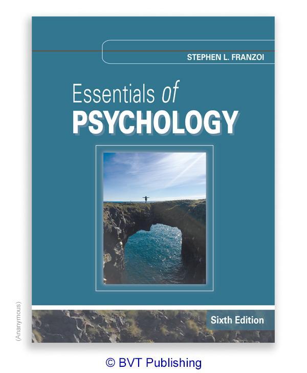 Essentials of Psychology, Sixth Edition