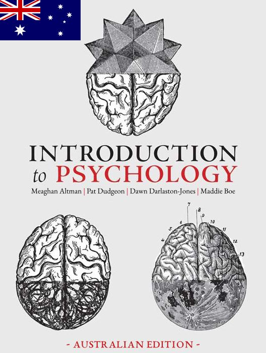 Introduction to Psychology: Australian Edition