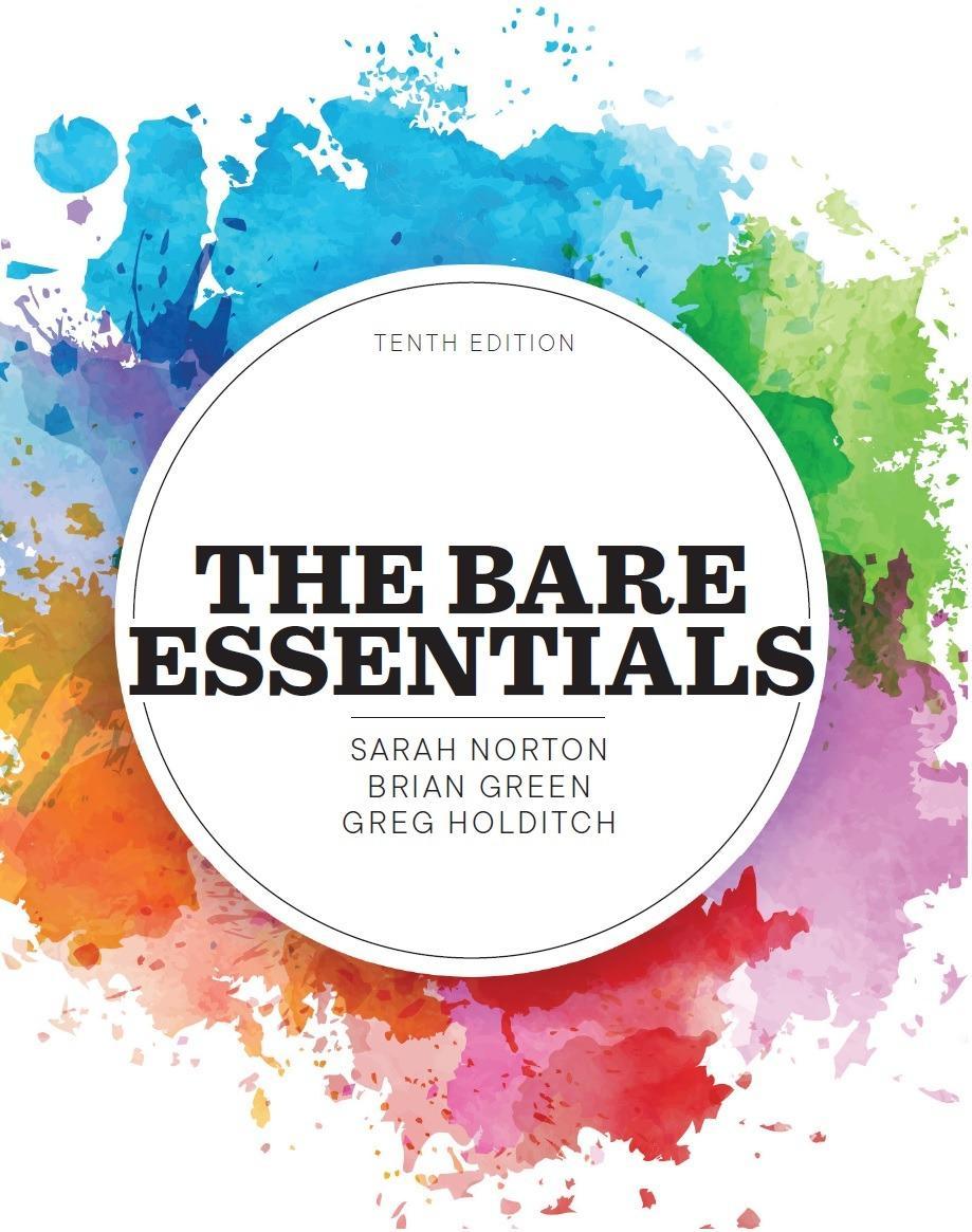 The Bare Essentials, 10th Edition