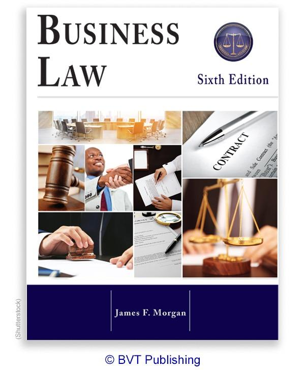 Business Law, 6e