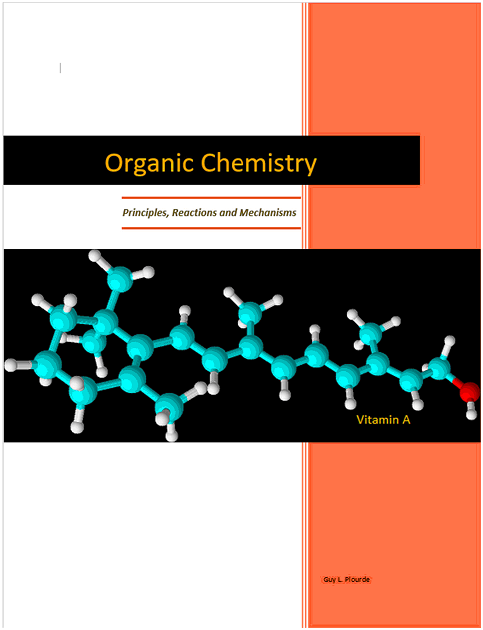 Organic Chemistry; Principles, Reactions and Mechanisms