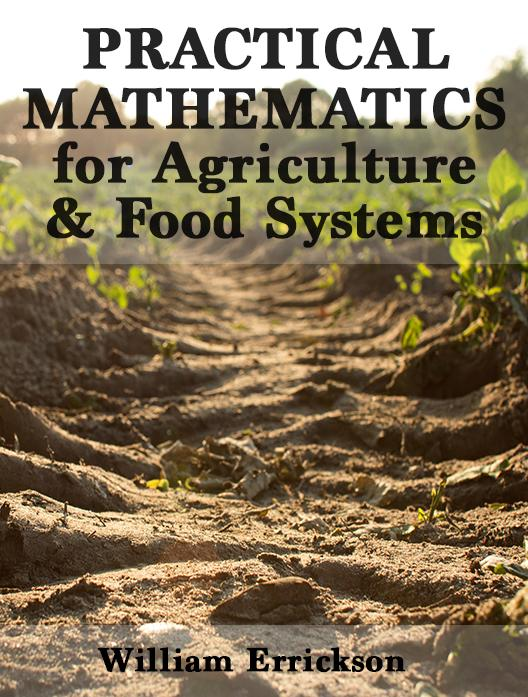 Practical Mathematics for Agriculture & Food Systems