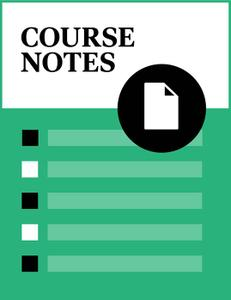 Information Systems for Strategic Advantage - Study Guide
