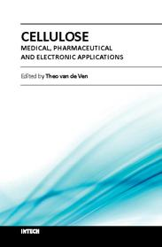Cellulose: Medical, Pharmaceutical and Electronic Applications