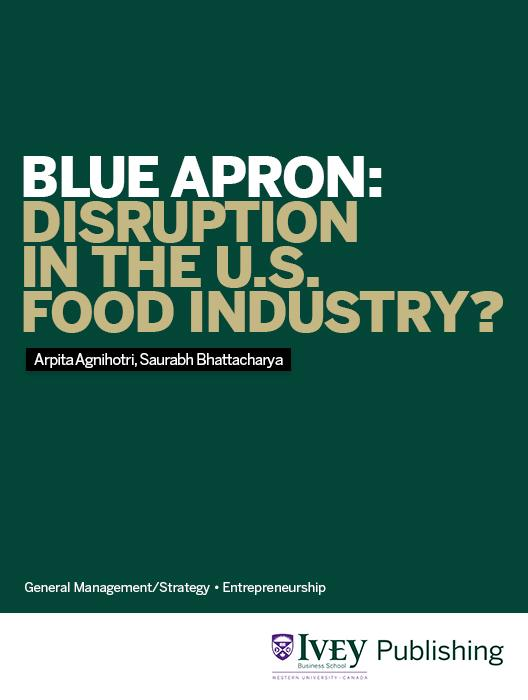 Blue Apron (Case Study)