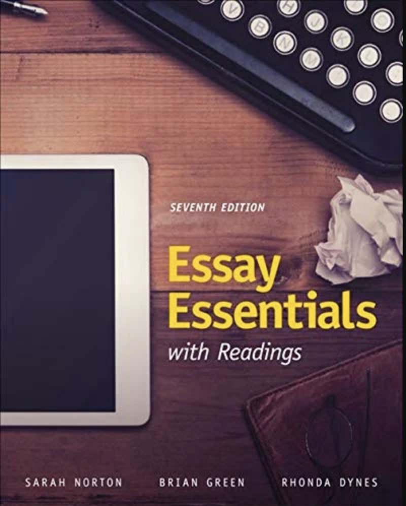 Essay Essentials with Readings, 7th Edition
