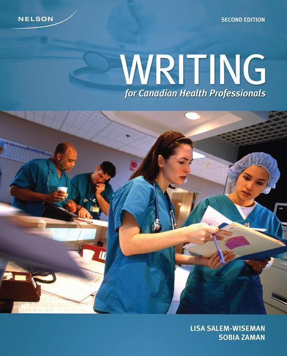 Writing for Canadian Health Professionals, 2nd Edition