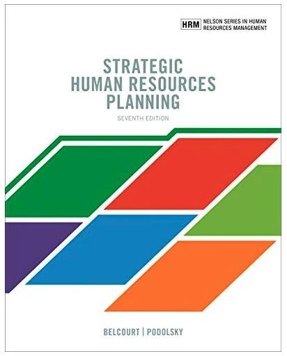 Strategic Human Resources Planning, 7E