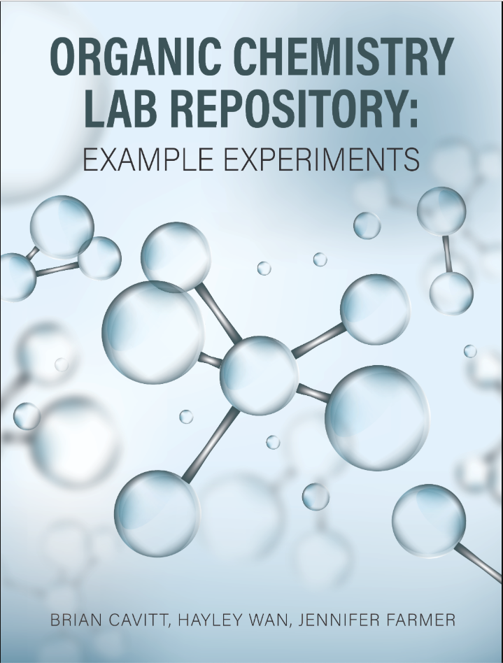 Organic Chemistry Lab Repository Example Experiments Experimental Pharmaceutical Contamination Lab Top Hat