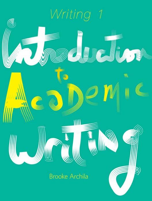 Writing I: Introduction to Academic Writing