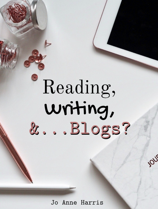 Reading, Writing, and ...Blogs?