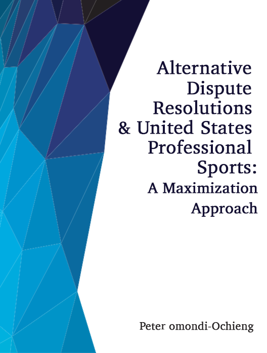 ​Alternative Dispute Resolutions & United States Professional Sports