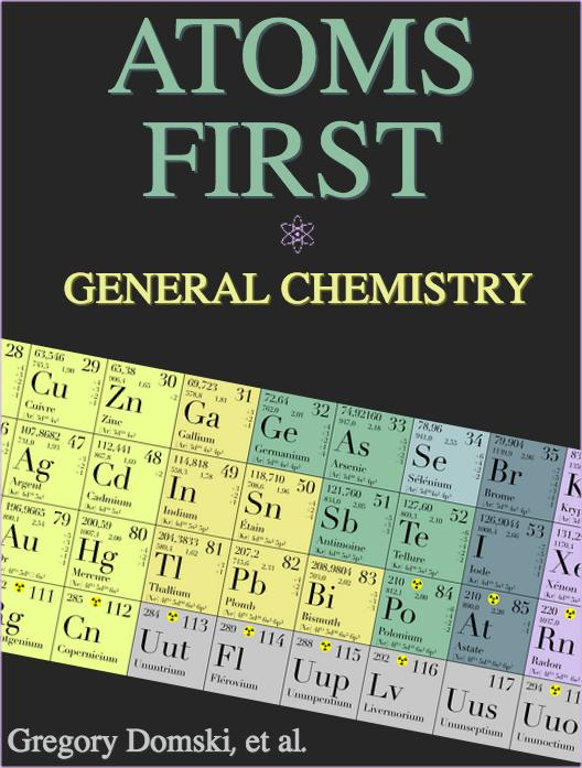 Atoms First General Chemistry